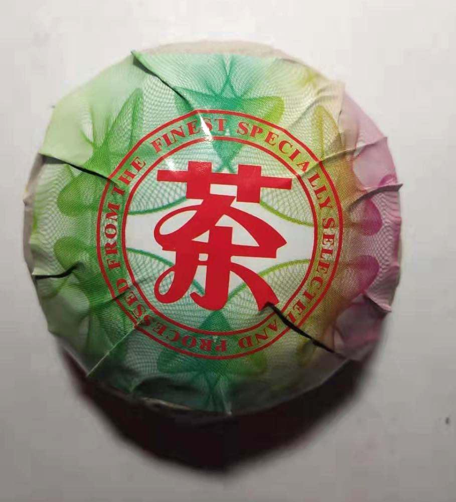 Шэн пуэр элитный зелёный 100 грамм