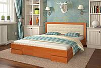Кровать Arbor Drev Регина бук 160х200, Ольха
