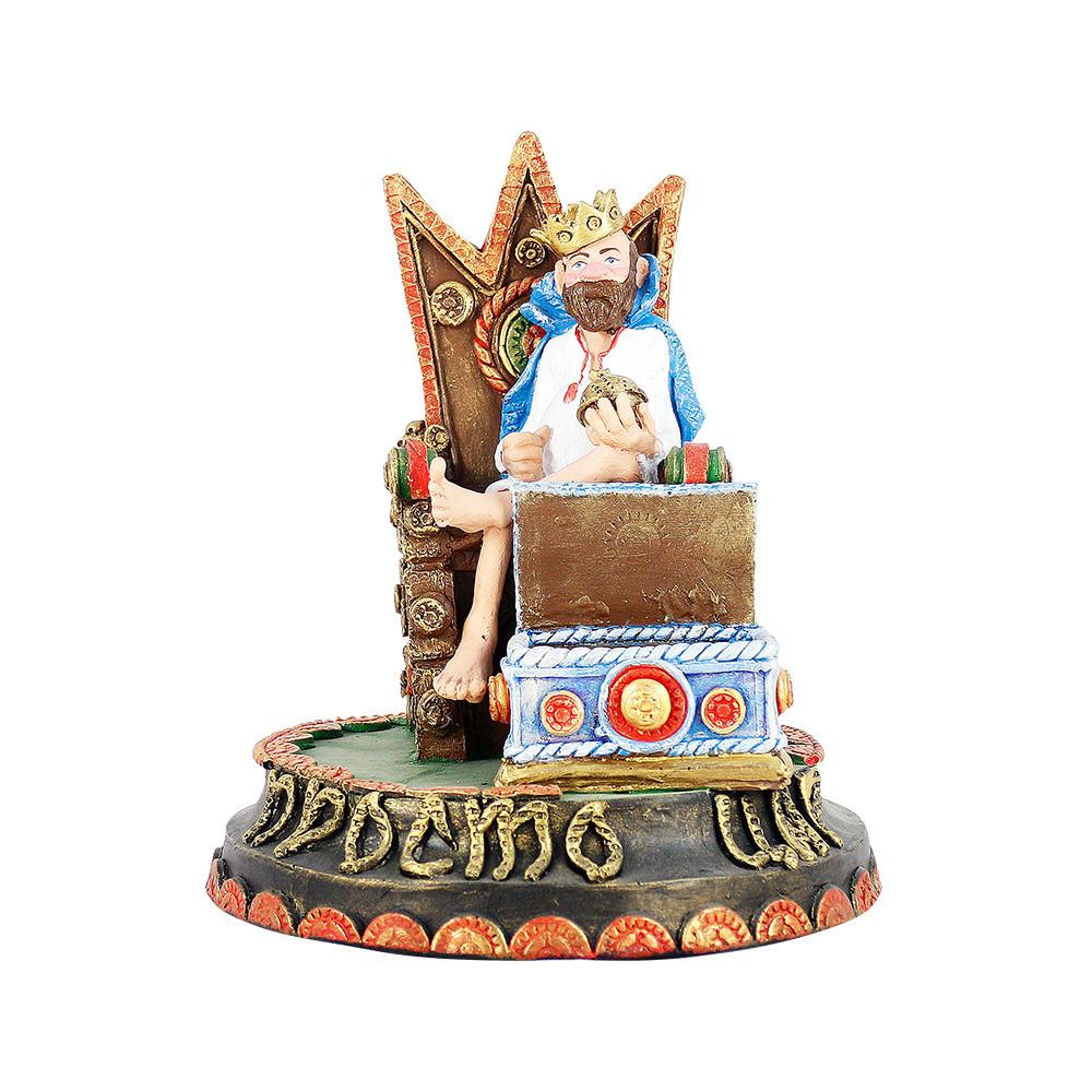 Статуетка Гранд Презент просто цар–візитниця 25 см (ВП803)