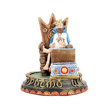 Статуетка Гранд Презент просто цар–візитниця 25 см (ВП803), фото 2
