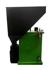 Энергонезависимый пеллетный котёл Ilmax-350 в комплекте горелка и бункер, фото 2