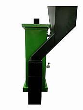 Энергонезависимый пеллетный котёл Ilmax-350 в комплекте горелка и бункер, фото 3