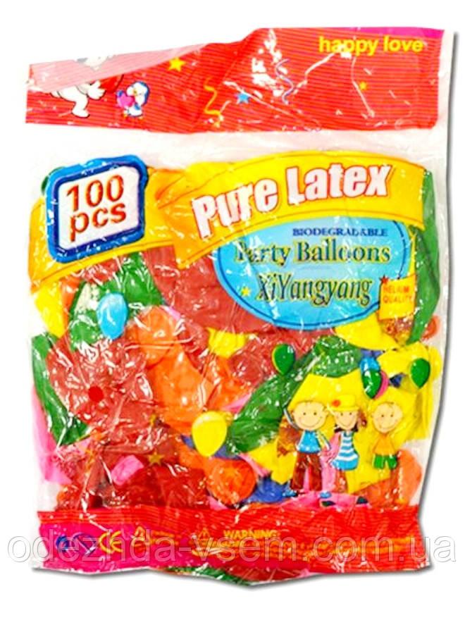 Набор воздушных шаров 100штук