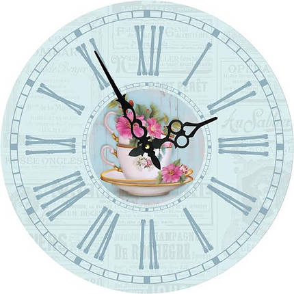 Часы Гранд Презент Мальвы 60 см (d6020), фото 2