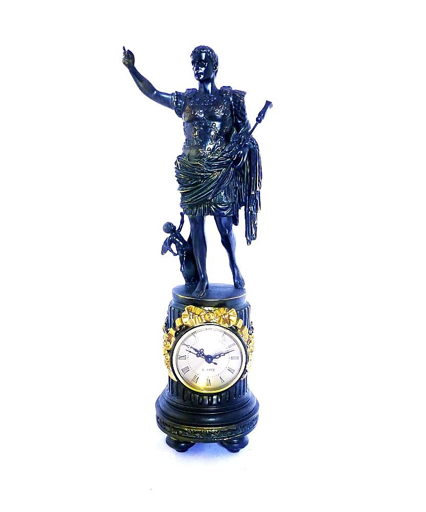 Годинник Імператор Октавіан Гранд Презент Чорний (FLP90602B1)