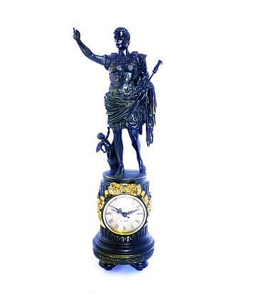 Годинник Імператор Октавіан Гранд Презент Чорний (FLP90602B1), фото 2