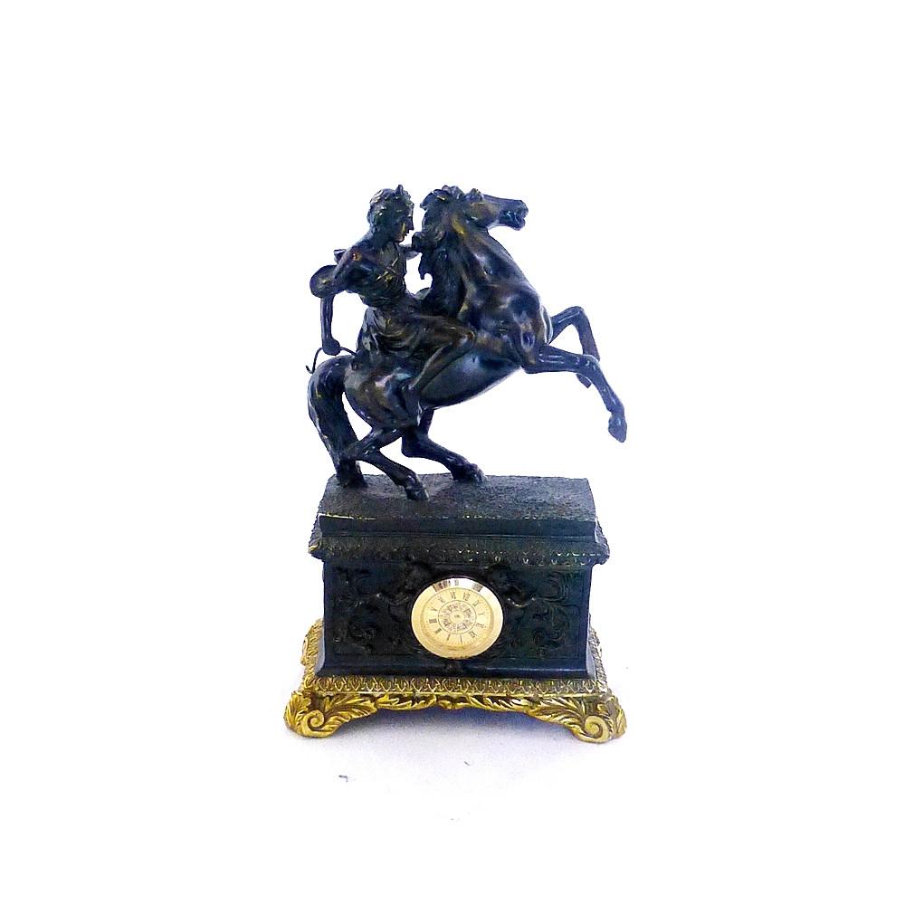 Годинник Вершник Гранд Презент Чорний (FLP84416B1)