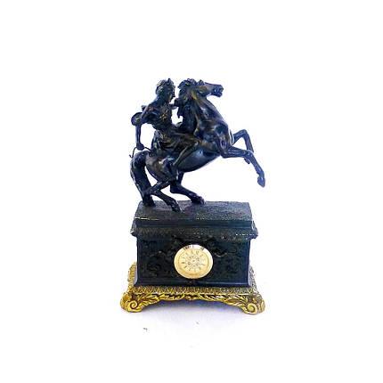 Годинник Вершник Гранд Презент Чорний (FLP84416B1), фото 2
