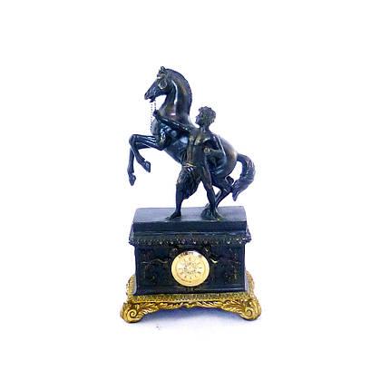 Часы Спартанец с конем Гранд Презент Черный (FLP844092B1), фото 2