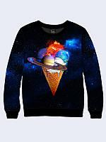 Свитшот Ice cream from space