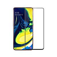 Nillkin Samsung Galaxy A80/ A90 CP+PRO tempered glass Black Защитное Стекло, фото 1