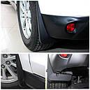 Брызговики MGC Mitsubishi ASX 2010-2019 г.в. комплект 4 шт MZ314440, MZ314441, фото 9