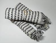 Рушник махровий Зебра