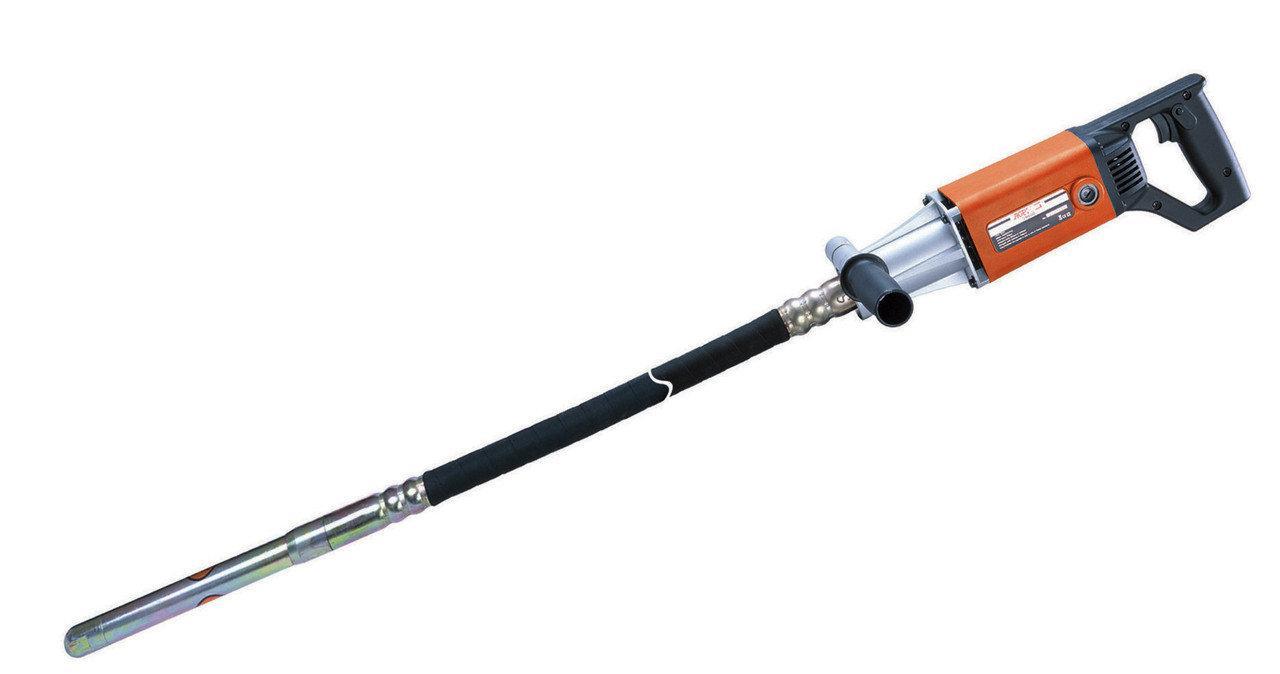 Электрический вибратор для уплотнения бетона AGP VR 600