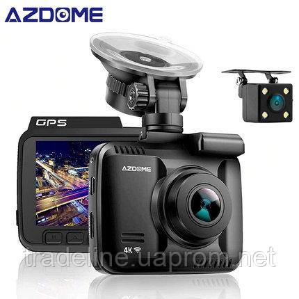 Видеорегистратор Azdome GS63H (M06) + дополнительная камера