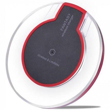 Беспроводное зарядное устройство QI Fantasy (hub_mlxV65080), фото 2