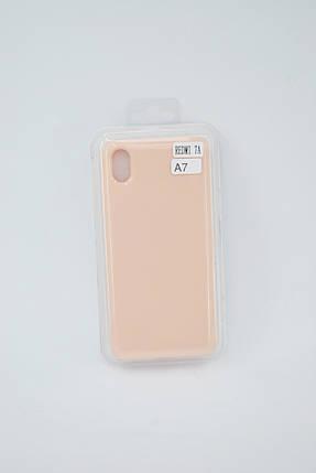 Чехол Xiaomi Redmi Note 8Pro Silicone Profit light pink E7, фото 2