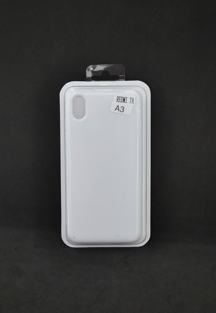 Чехол Xiaomi Redmi Note 8Pro Silicone Profit white E3