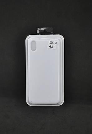 Чехол Xiaomi Redmi Note 8Pro Silicone Profit white E3, фото 2