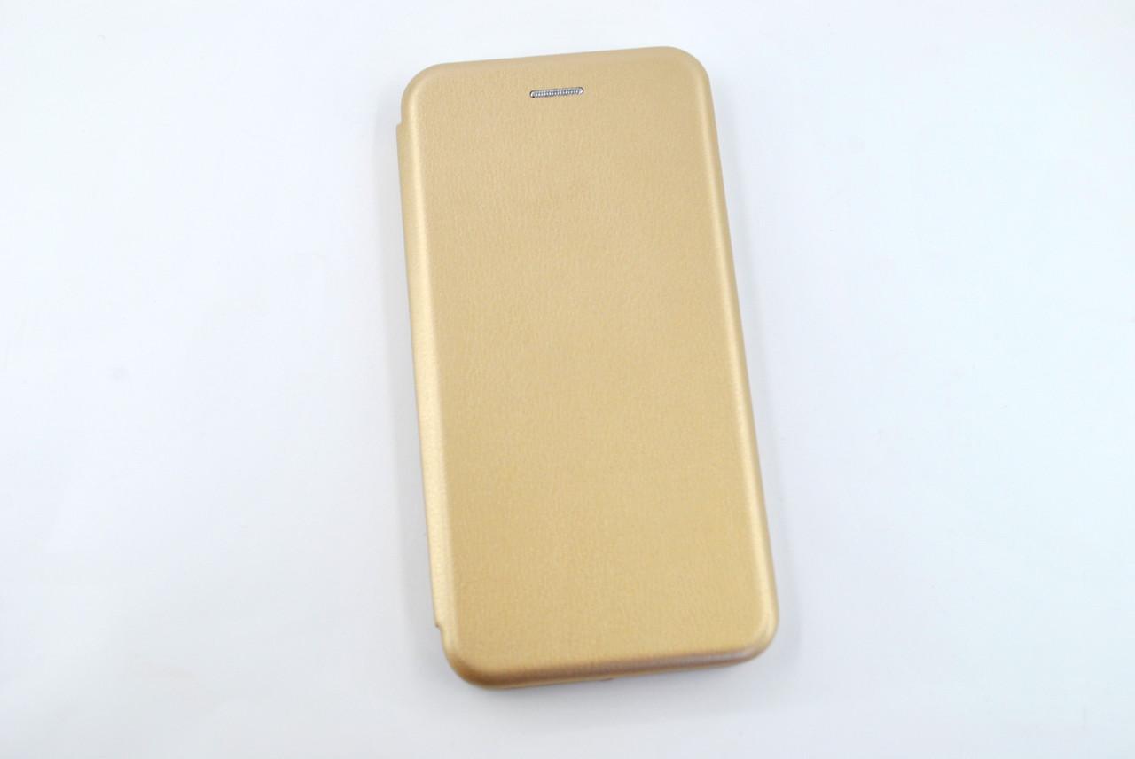 Чехол-книжка Flip Cover for Xiaomi Redmi Note 8 Original Gold