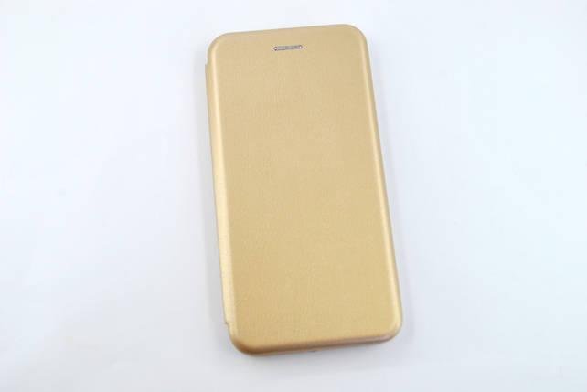 Чехол-книжка Flip Cover for Xiaomi Redmi Note 8 Original Gold, фото 2