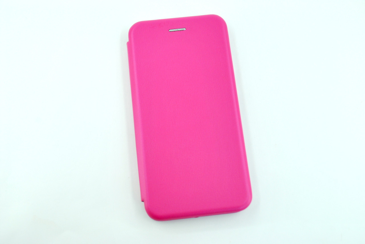 Чехол-книжка Flip Cover for Xiaomi Redmi Note 8 Original Pink