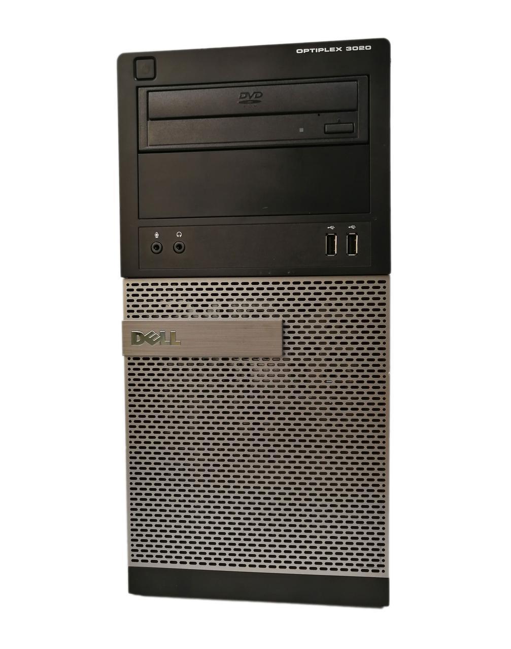 Компьютер Dell 3020 Tower, Intel Core i3-4150, 8ГБ DDR3, SSD 120ГБ