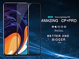 Nillkin Samsung Galaxy A60 CP+PRO tempered glass Black Защитное Стекло, фото 6