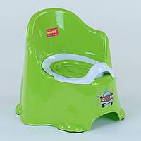 Горшок-стульчик Bimbo BM-3207 зелёный