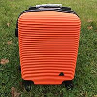 Дорожный чемодан на колесах для ручной клади Fly 43 л для самолета
