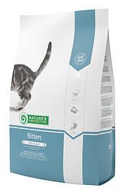 Natures Protection KITTEN корм для котят, 7 кг