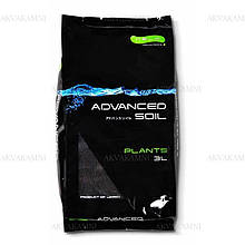 AQUAEL Advanced soil plants 3л - Поживний грунт для акваріума