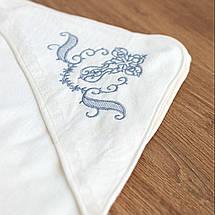 Крижмо для хрестин з вишивкою орнамент, фото 2