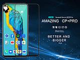 Nillkin Huawei Honor 20/ 20 Pro / Nova 5T CP+PRO tempered glass Black Захисне Скло, фото 6