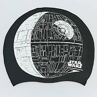 Шапочка для плавання SPEEDO SLOGAN PRINT 808385C852 Star Wars Death Star