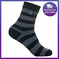 Водонепроницаемые носки DexShell Ultralite Bamboo DS643GM