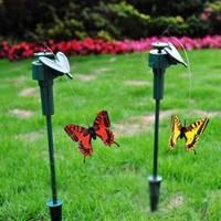 Бабочка на солнечной батарее, фото 1