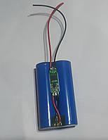 Аккумуляторная сборка 7,4V 2000mAh Li-ion с платой защиты