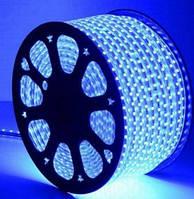 Светодиодная лента LED 5050 Blue, дюралайт 100 метров, фото 1