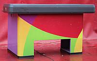 Кассовый бокс «Модерн-Экспо МИНИ», 150х110 см., (Украина), универсальный, Б/у
