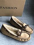 Черные туфли на маленьком каблуке бренд Esprit, фото 4