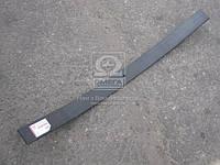 Рессора задняя дополнительная ГАЗ 3302 1-лист. (подрессор. 75х12 усил.) 3302-2913101-21