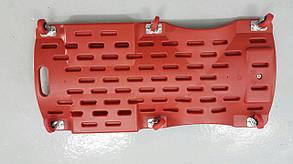 Лежак автослесаря подкатной пластиковый     TORIN  TRH6802-2, фото 2