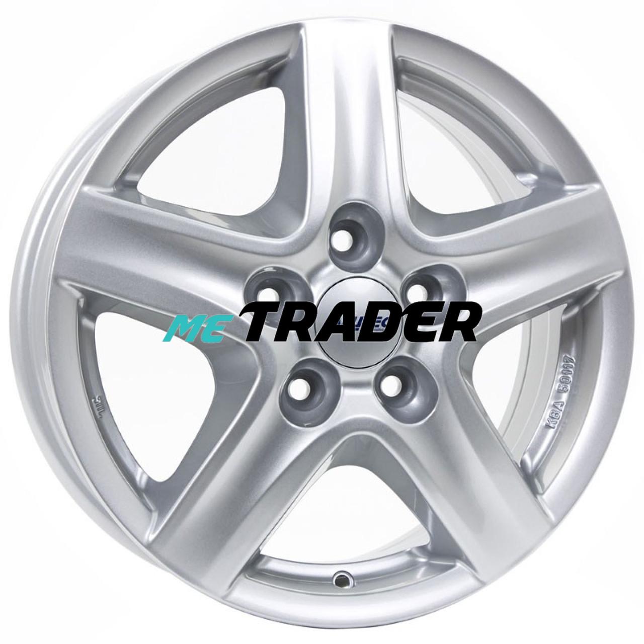 Alutec Grip R17 W7.5 PCD5x108 ET47 DIA70.1 Silver