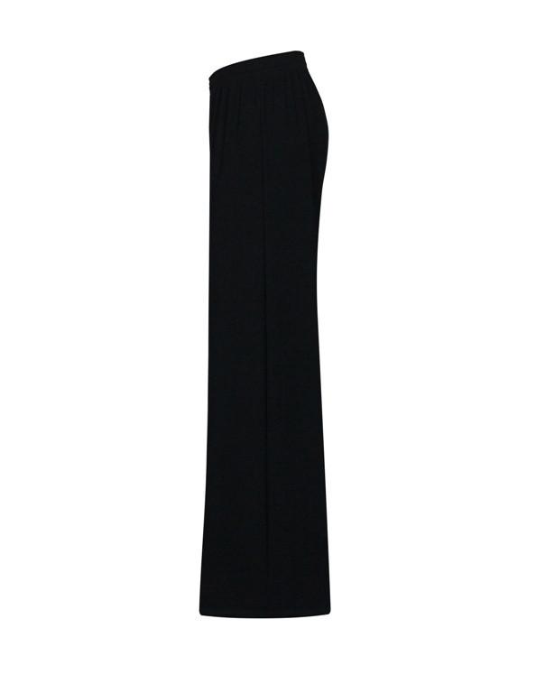 Женские брюки клеш на резинке / размеры до 64+ /
