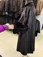 Длинная норковая шуба размеры, фото 1