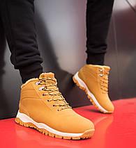 Мужские зимние ботинки с мехом, фото 2