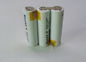 Аккумуляторная сборка 3,6V 600mAh (Ni-Cd)