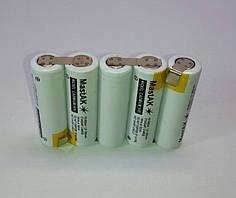 Аккумуляторная сборка 6V 600mAh (Ni-Cd)