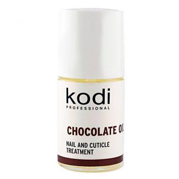 Масло для кутикулы «шоколад» 15 мл. Kodi